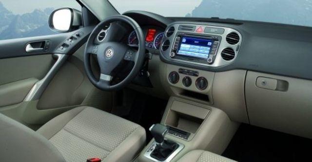 2010 Volkswagen Tiguan 2.0 TSI Trend & Fun(狂想版)  第6張相片