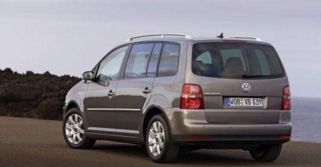 2010 Volkswagen Touran 1.9 TDI  第3張相片