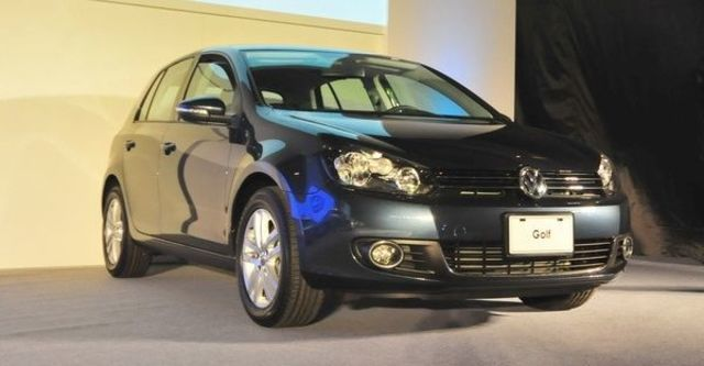 2009 Volkswagen Golf 1.6 CL  第1張相片