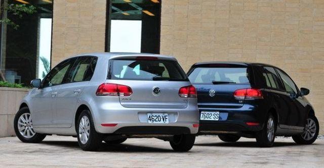 2009 Volkswagen Golf 1.6 TL  第3張相片