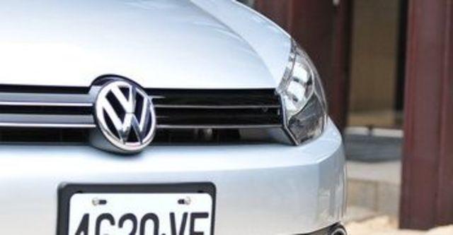 2009 Volkswagen Golf 1.6 TL  第9張相片