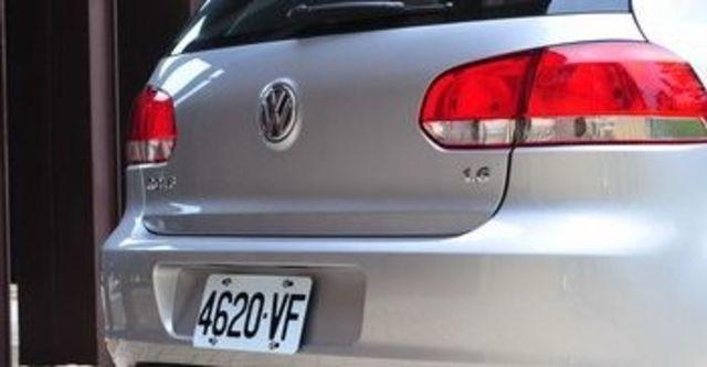 2009 Volkswagen Golf 1.6 TL  第11張相片