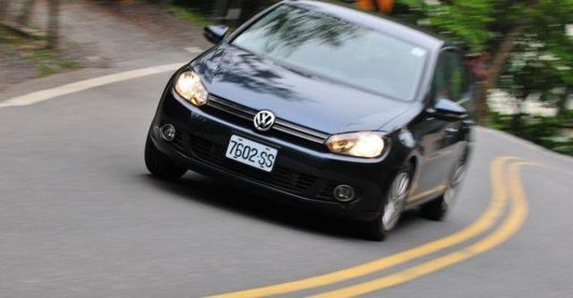 2009 Volkswagen Golf 1.6 TL  第12張相片