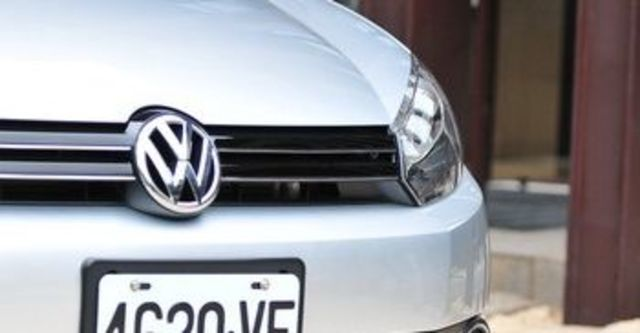 2009 Volkswagen Golf 2.0 TDI  第8張相片