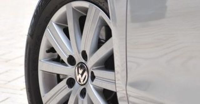 2009 Volkswagen Golf 2.0 TDI  第9張相片