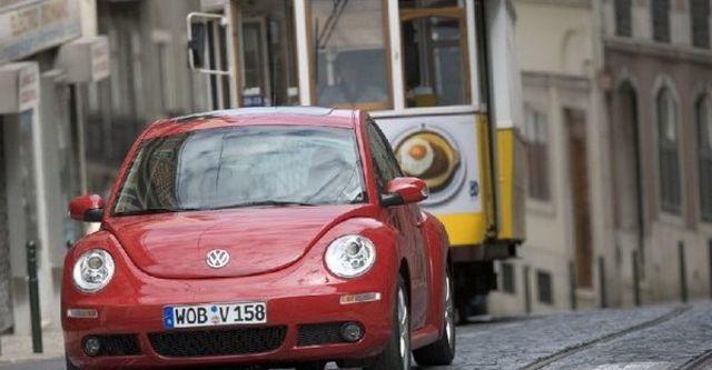 2009 Volkswagen New Bettle 1.6  第2張相片