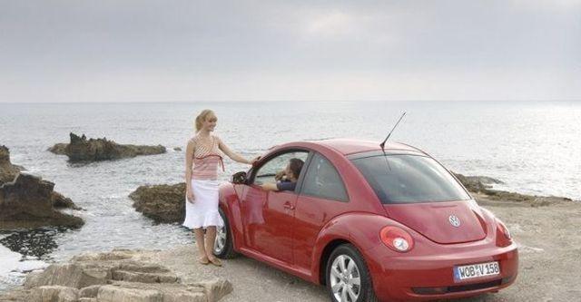 2009 Volkswagen New Bettle 1.6  第5張相片