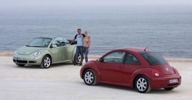 2009 Volkswagen New Bettle 1.6  第7張相片