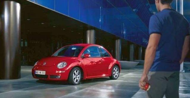 2009 Volkswagen New Bettle 1.6  第8張相片