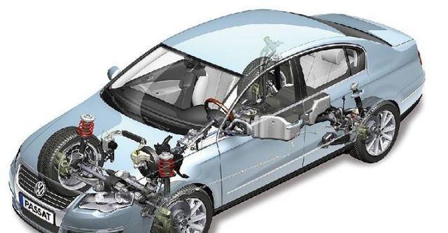 2009 Volkswagen Passat 2.0 TDI  第11張相片