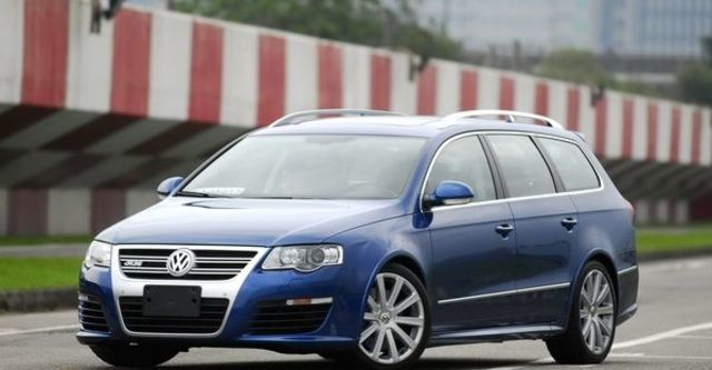 2009 Volkswagen Passat Variant R36 3.6  第2張相片