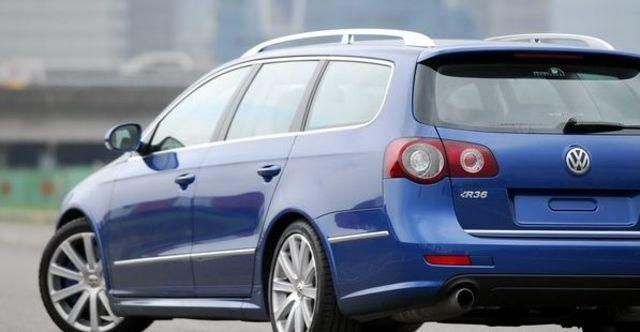 2009 Volkswagen Passat Variant R36 3.6  第3張相片