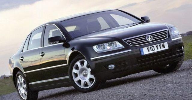 2009 Volkswagen Phaeton V6  第2張相片