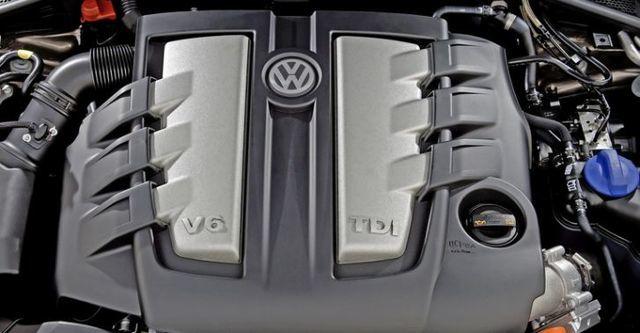 2009 Volkswagen Phaeton V6 長軸  第8張相片