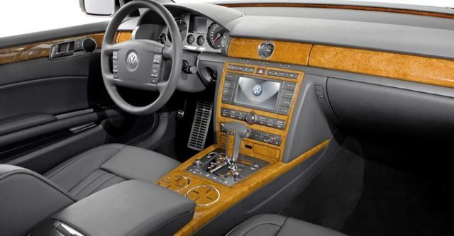 2009 Volkswagen Phaeton V8 五人座長軸  第6張相片