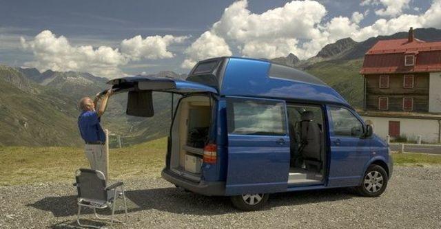 2009 Volkswagen T5 California 2.5 TDI  第4張相片
