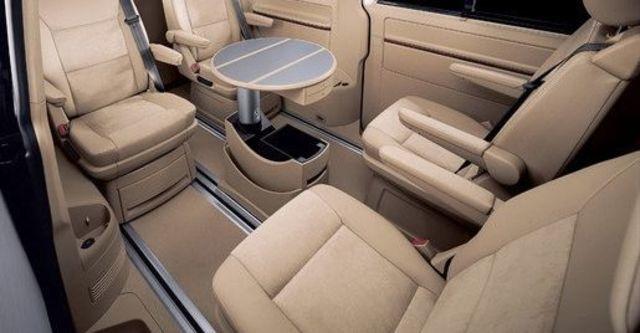 2009 Volkswagen T5 Multivan Executive 3.2 V6  第6張相片