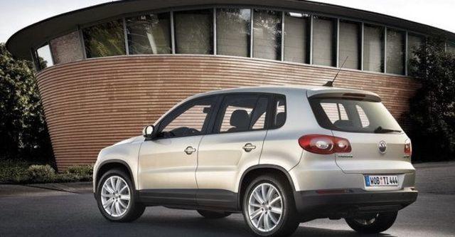 2009 Volkswagen Tiguan 2.0 TSI  第4張相片