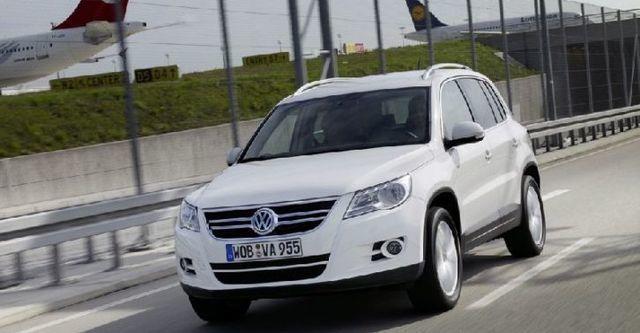 2009 Volkswagen Tiguan 2.0 TSI  第7張相片