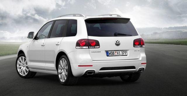 2009 Volkswagen Touareg R50 5  第4張相片