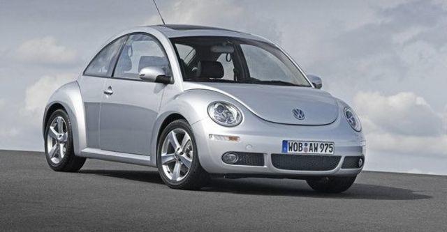 2008 Volkswagen Beetle 1.6  第1張相片