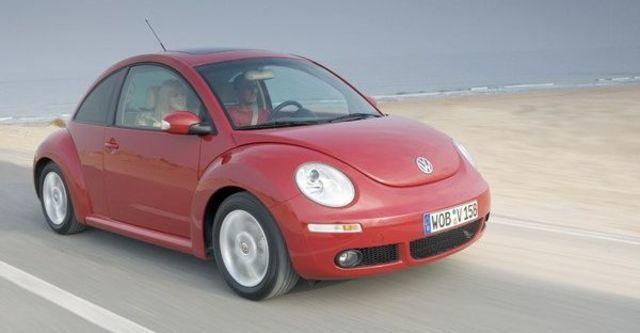 2008 Volkswagen Beetle 1.6  第4張相片