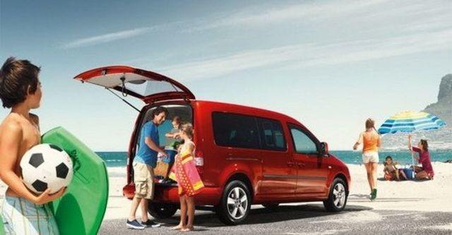 2008 Volkswagen Caddy Maxi 豪華版  第3張相片