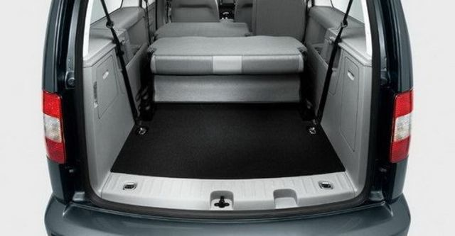 2008 Volkswagen Caddy Maxi 豪華版  第4張相片