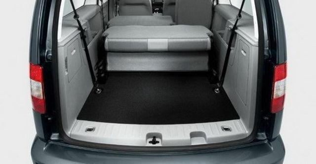 2008 Volkswagen Caddy Maxi 都會版  第4張相片