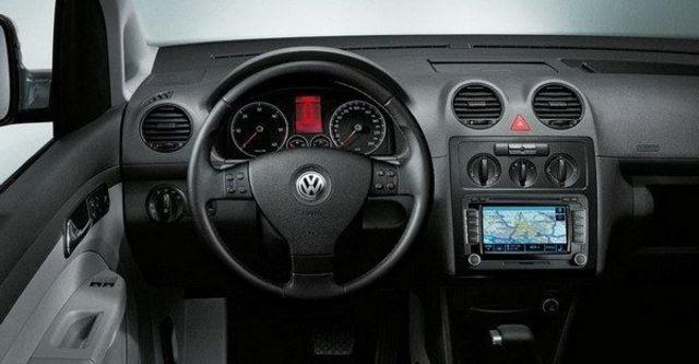 2008 Volkswagen Caddy Maxi 都會版  第6張相片