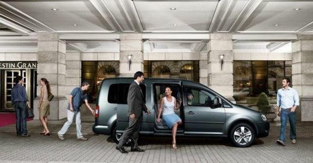 2008 Volkswagen Caddy Maxi 都會版  第8張相片