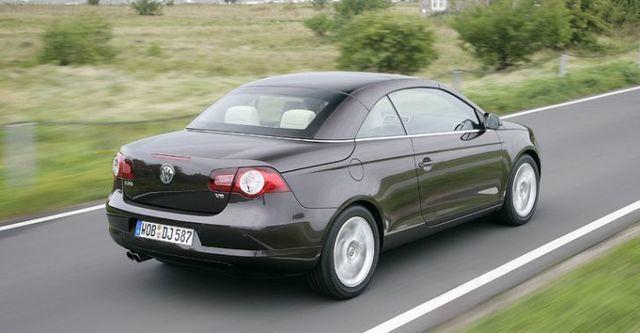 2008 Volkswagen Eos 2.0 TSI  第4張相片