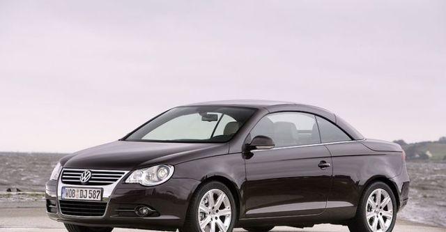 2008 Volkswagen Eos 2.0 TSI  第6張相片