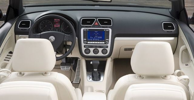 2008 Volkswagen Eos 2.0 TSI  第7張相片