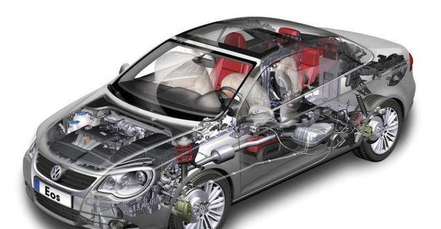 2008 Volkswagen Eos 2.0 TSI  第8張相片
