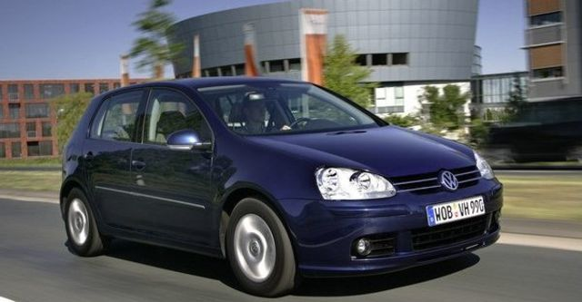 2008 Volkswagen Golf 1.6  第4張相片