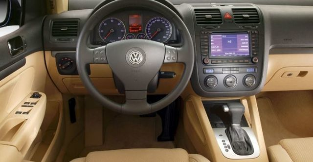 2008 Volkswagen Golf 1.6  第6張相片