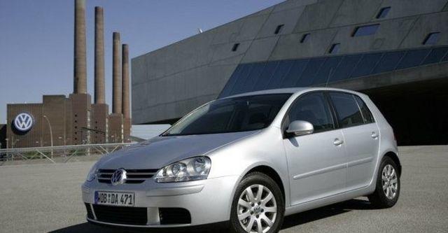 2008 Volkswagen Golf 1.9 TDI  第1張相片