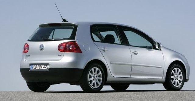 2008 Volkswagen Golf 1.9 TDI  第3張相片
