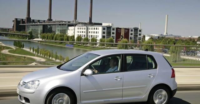 2008 Volkswagen Golf 1.9 TDI  第5張相片