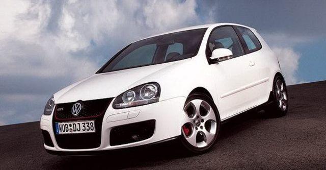 2008 Volkswagen Golf GTI 3D  第1張相片