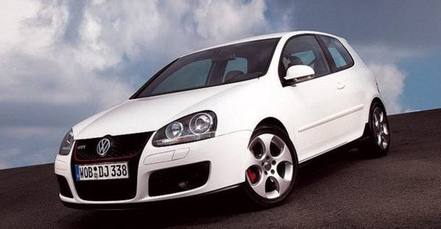 2008 Volkswagen Golf GTI 3D  第2張相片