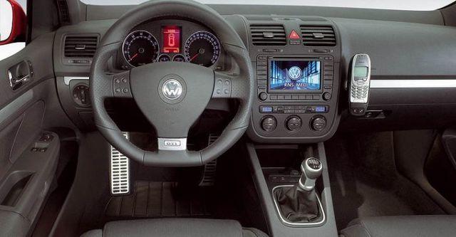 2008 Volkswagen Golf GTI 5D  第4張相片