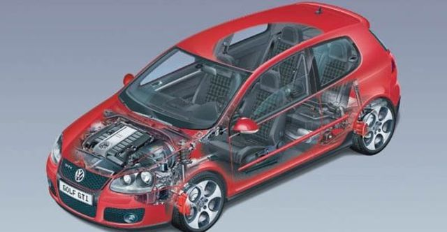 2008 Volkswagen Golf GTI 5D  第6張相片