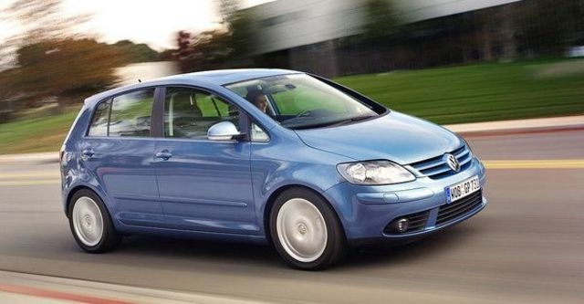 2008 Volkswagen Golf Plus 1.6  第1張相片