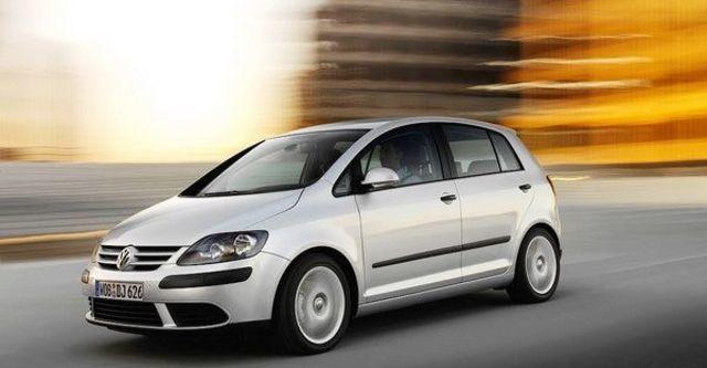 2008 Volkswagen Golf Plus 1.6  第3張相片