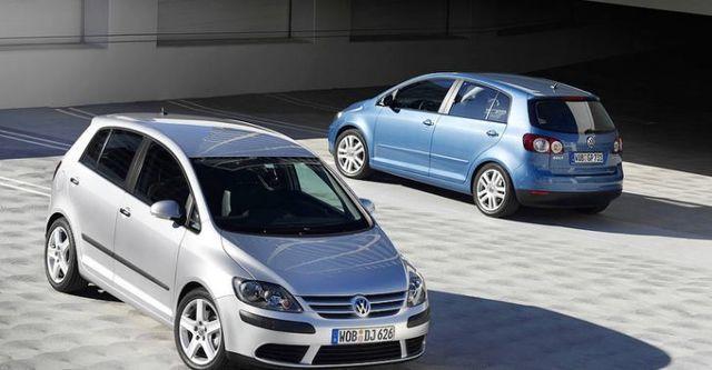 2008 Volkswagen Golf Plus 1.6  第4張相片