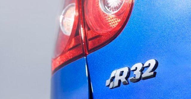 2008 Volkswagen Golf R32 5D  第3張相片