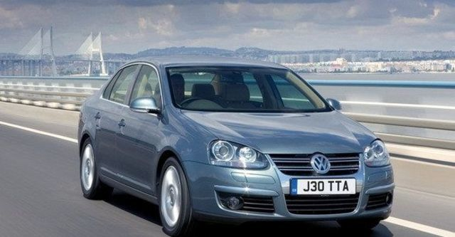 2008 Volkswagen Jetta 2.0 TDI  第1張相片