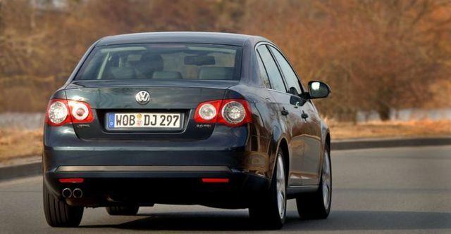 2008 Volkswagen Jetta 2.0 TDI  第5張相片